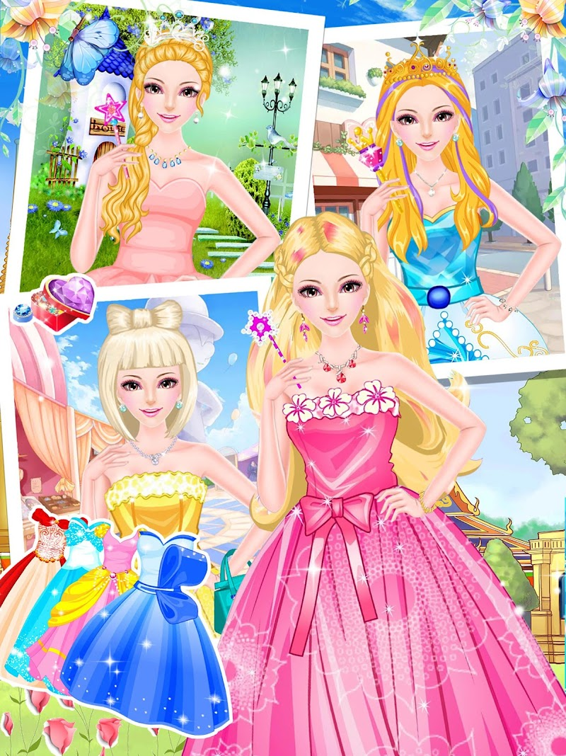 Скриншот Fashion Model Dressup Party - The Game for Girls
