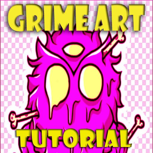 Grime Art Tutorial