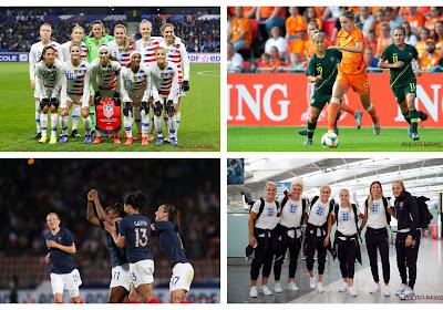 🎥 Een jaar na het WK vrouwenvoetbal: de leukste moves op een rijtje