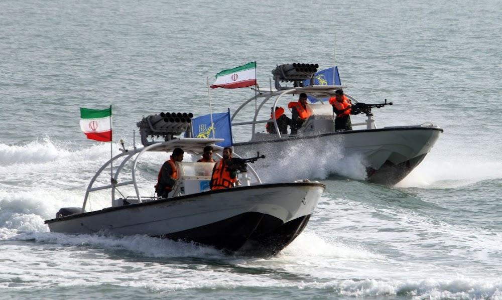 Iran gryp die derde buitelandse skip in minder as 'n maand aan