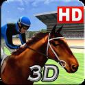 Virtual Horse Racing 3D icon