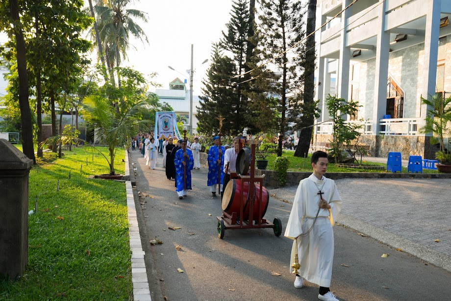 Giáo xứ Phú Bình : Rước Kiệu Phục sinh - Ảnh minh hoạ 5