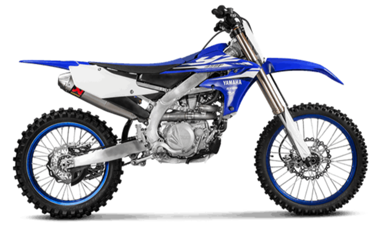 Yamaha YZ 450 F-manual-taller-despiece-mecanica