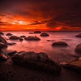Stillness in Time by Jerry ME Tanigue - Landscapes Sunsets & Sunrises ( #GARYFONGDRAMATICLIGHT, #WTFBOBDAVIS,  )