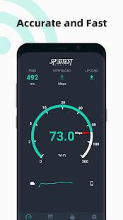 App Free Internet speed test - SpeedTest Master APK for Windows Phone