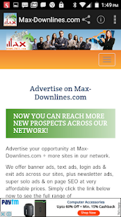 Max-Downlines: Downline Builder System Promo Tool for PC-Windows 7,8,10 and Mac apk screenshot 2