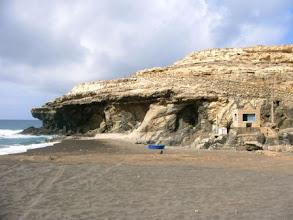 Photo: Playa levantada (playa de Ajuí, Fuerteventura)