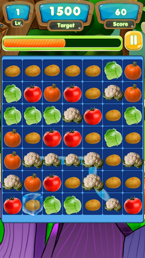 玩免費解謎APP|下載Veggie Link app不用錢|硬是要APP