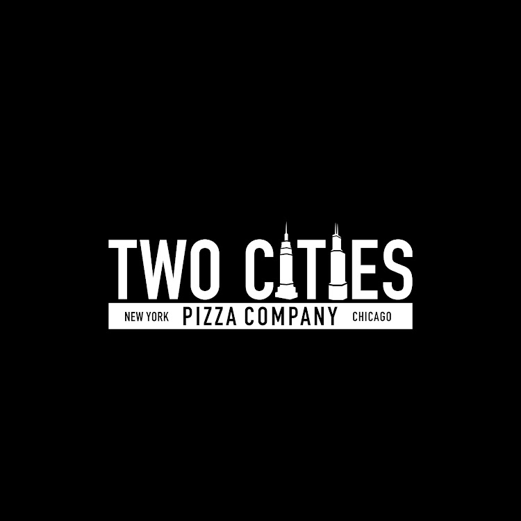 Logo for Two Cities Pizza Company