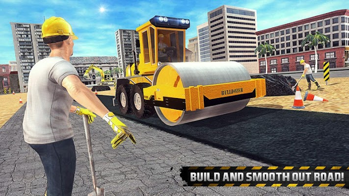 Build City Construction Tycoon - screenshot