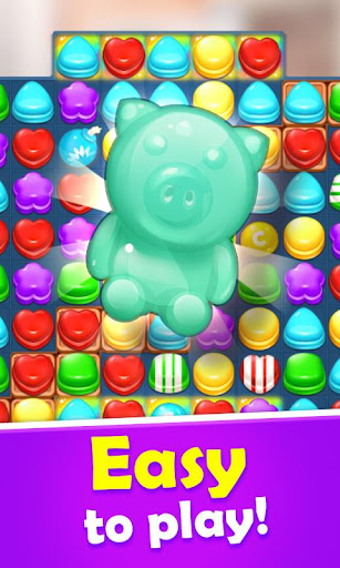 Sweet Candy Mania - Free Match 3 Puzzle Game 1.4.0 screenshots 4