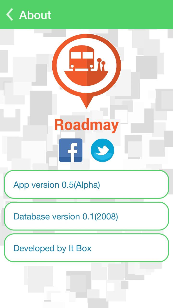 Скриншот Roadmay : รถเมล์