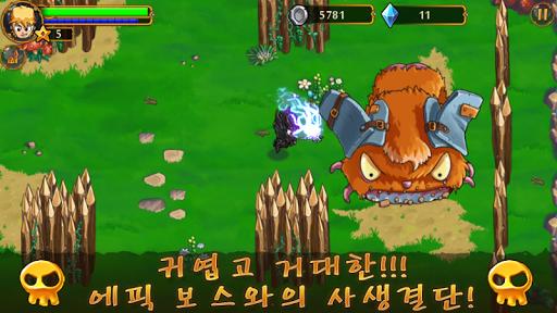 리그오브히어로즈(LOH) for Kakao screenshot 1
