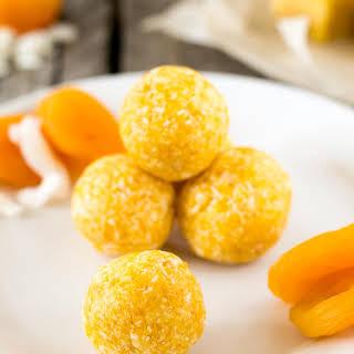 Coconut Apricot Bites.