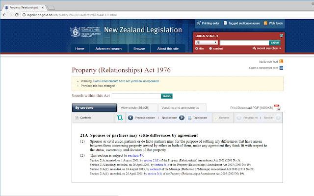 OpenLaw NZ Legislation helper