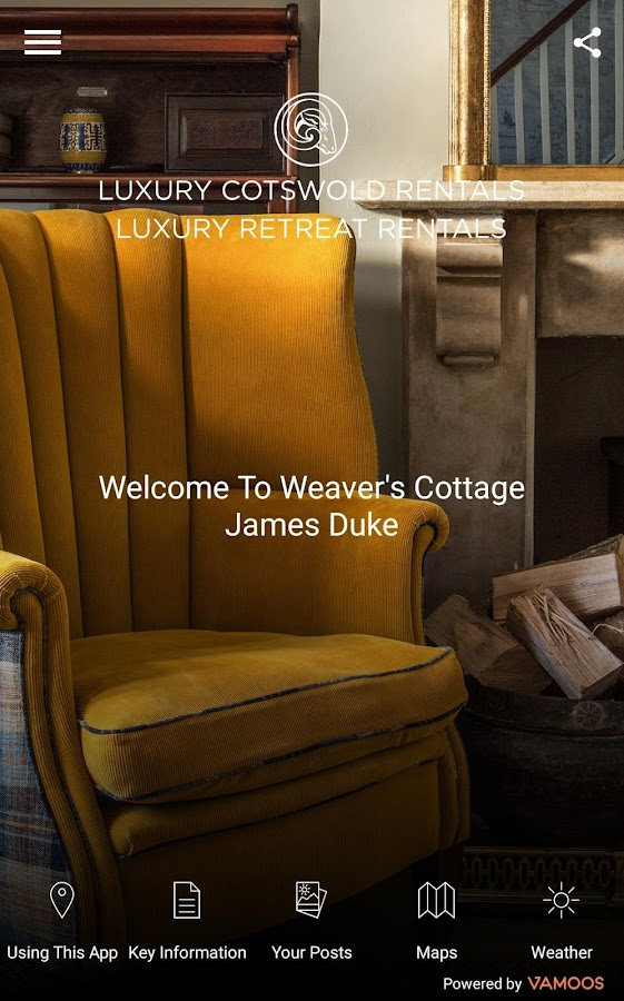 Luxury Cotswold Rentals- screenshot