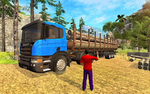 Mud Truck Driver : Real Truck Simulator cargo 2019 1.09 de.gamequotes.net 1