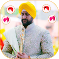 Punjabi Turban Photo Maker: Make Me Singh sardar