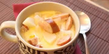 Crock-Pot Ladies Crock-Pot Potato & Kielbasa Chowder