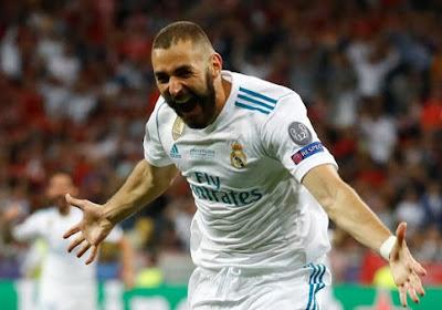 Karim Benzema s'est fixé un objectif cette saison au Real Madrid