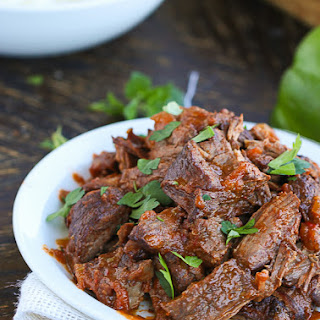 Ropa Vieja Slow Cooker