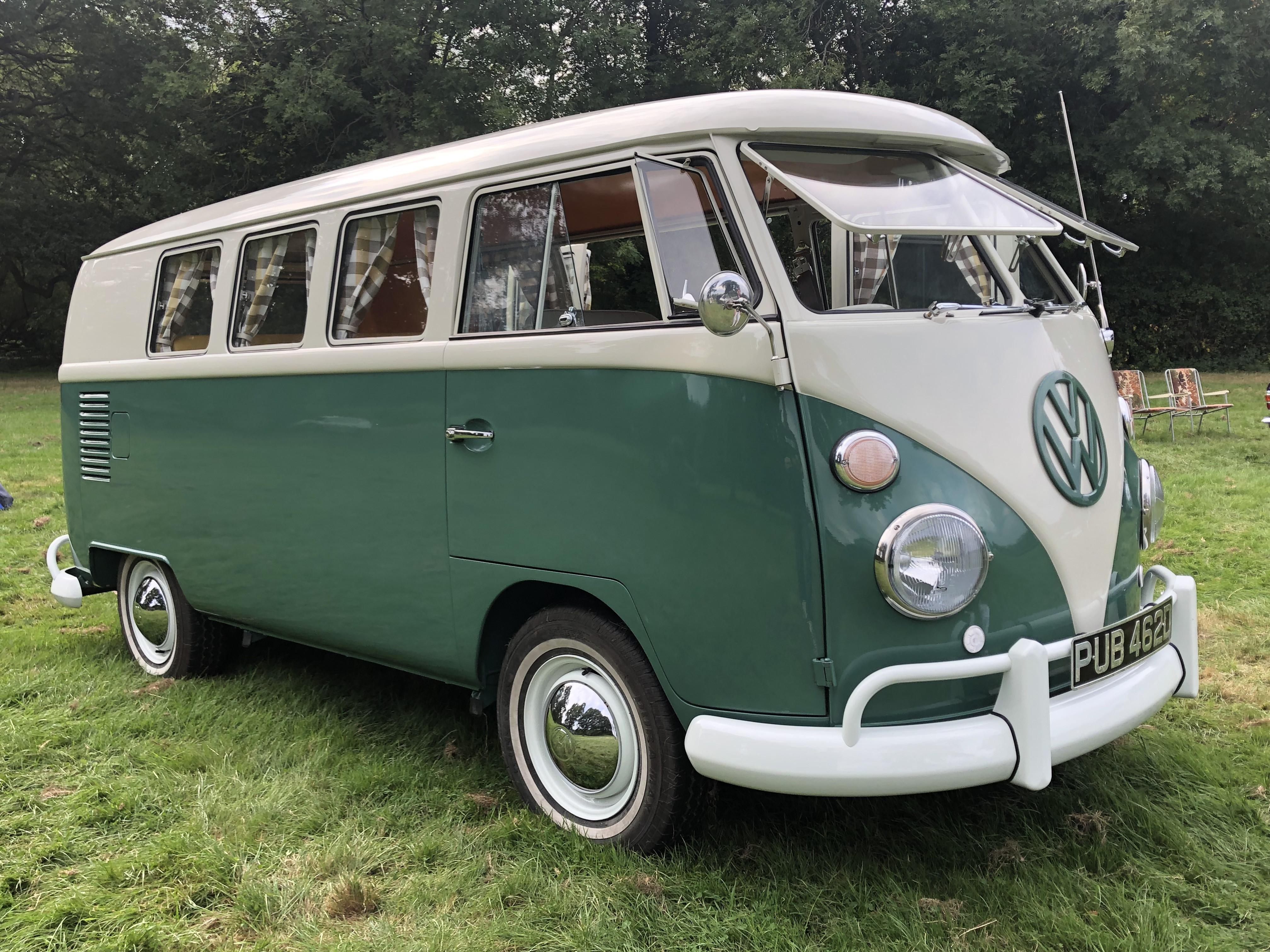 Volkswagen Type 2 Splitscreen Kombi Hire Tonbridge