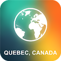 Quebec, Canada Offline Map icon