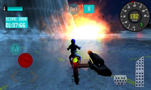 Motocross Machine Gun