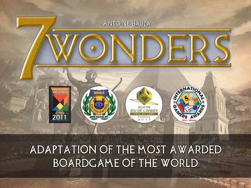7 Wonders  screenshots 9