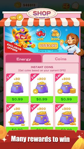 Coin Town- Merge&Slots 1.2.0 screenshots 4