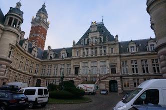 Photo: Ayuntamiento de la commune de Saint Gilles, Bruselas.