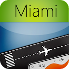 Miami Airport + Radar (MIA) icon