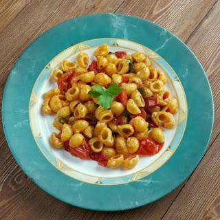 Ripe Tomato Orecchiette alla Carrettiera