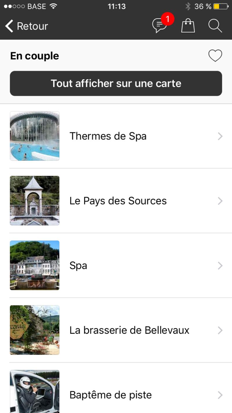 Скриншот Hôtel de la Source