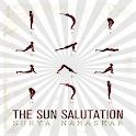 Sun Salutation [SuryaNamaskar] icon