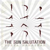 Sun Salutation [SuryaNamaskar]