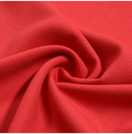 Ullcrepe - röd