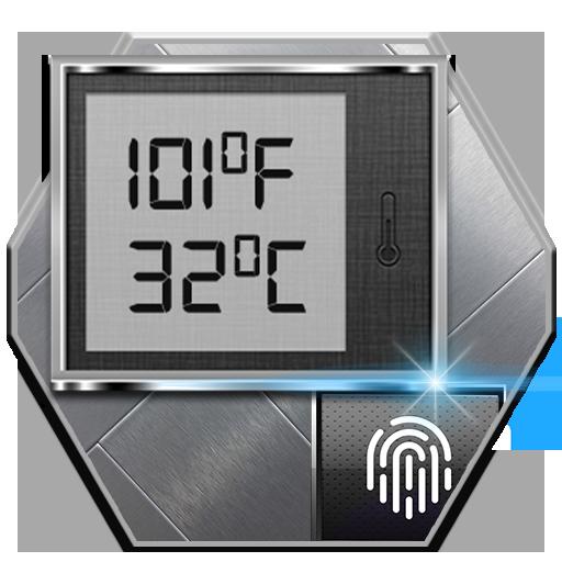 Thermometer Temp. Check Prank