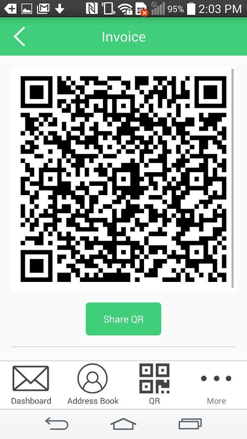 NEM Wallet- screenshot