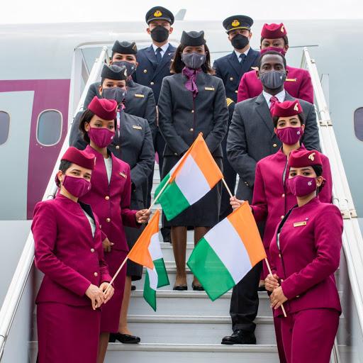 Qatar Airways Innaugurates New Abidjan Route