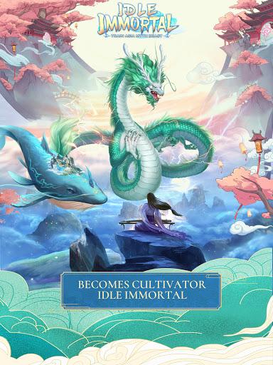 Idle Immortal: Train Asia Myth Beast screenshot 11