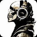 Skull Live Wallpaper Bones icon