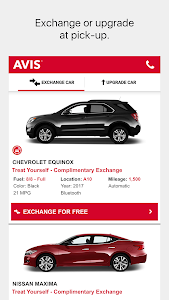 Avis Car Rental screenshot 2