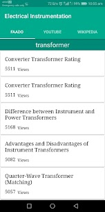 Electrical Instrumentation App Download For Android 5