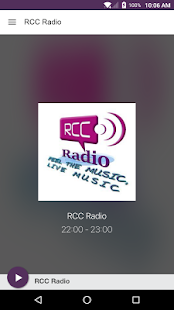 RCC Radio- screenshot thumbnail