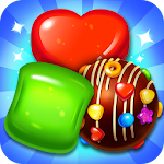 Candy Light - 2018 New Sweet Glitter Match 3 Game Icon