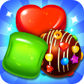 Candy Light - 2018 New Sweet Glitter Match 3 Game
