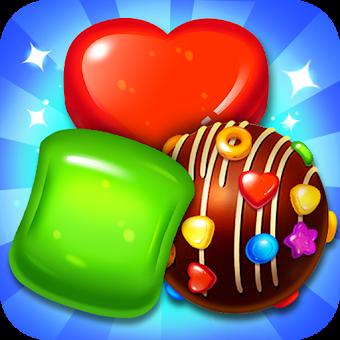 Candy Light - 2018 New Sweet Glitter Match 3 Game
