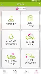 Zong SmartCar Apk Download – Location & History 7