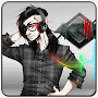DJ Skrillex Wallpaper APK icon